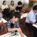 夏期プログラミング講座開催!