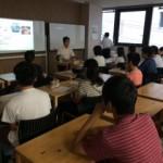 イベント「大学受験成功のために」、開催しました。