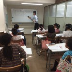 全国統一小学生テスト対策授業