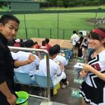 高校野球の季節!