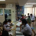 金曜日のマリン教室