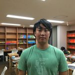 カレッジ卒業で、ミズーリ州から卒塾生の智未が福島へ帰ってきました。