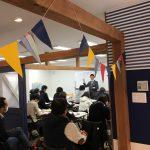 新年度授業がスタート。「附属小受検対策講座」は、初回から定員いっぱいでスタートです。