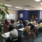 本日、全国統一小学生テスト、実施中。持てる知力を振り絞って考える機会が子ども達を伸ばします。