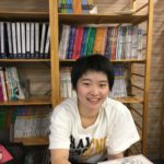 渡部胡桃さん、県中体連剣道準優勝、全中出場おめでとう。でも、その合間にも勉学にしっかり励む姿も、同様に流石なんです。