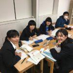 高1福高生 後期中間テスト準備中で〜す!
