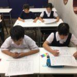6月3日 全国統一小学生テスト 各学年対策授業真っ最中です!!