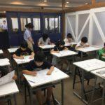 小2生、小3生、全国統一小学生テスト対策授業を実施しました!!