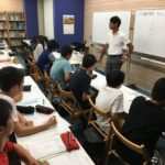 福島イチ熱い! アビリティ中3夏期学習会がスタートしました!