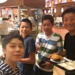 「夏期合宿」2日目朝!朝食でパワーチャージ!