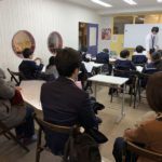 マリン教室 小4〜小6クラス制の授業参観