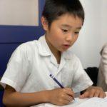 子どもたちが楽しく学び、賢くなる実感算数講座&自律学習の姿勢が高まっている小5生!