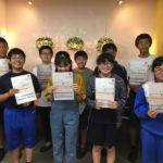 中学部授業で英検突破。4技能化へ向け英語資格取得もアビリティで。