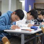 中学部冬期学習会 中2国語「AI vs 教科書が読めない子どもたち」