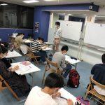 6月、生徒たちの笑顔と真剣な姿が、目の前に戻ってきました。